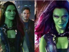 女星撞脸《复仇者》葛摩菈!「长髮绿脸」比对…超级像 笑认:副业曝光了!