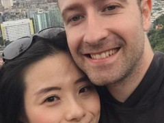 丹麦男遭爆「无缝接轨」、「吃软饭」 台湾太太正面回应前女友!