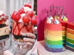 就连编辑也心动!超梦幻甜点店「SWEET TOOTH」每日限量12杯的豪华草莓杯,晚了就吃不到♡