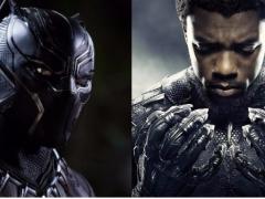 《黑豹》全新电影海报释出,风格特色超强烈!