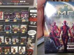 太会玩!二十世纪福斯庆《死侍2》上映 X 战警蓝光封面全改成「Deadpool 特别版」!