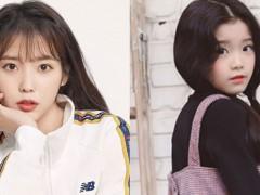 相似度百分之百!「韩国史上最美女童」金奎莉 年仅10岁竟然撞脸国民妹妹「IU」