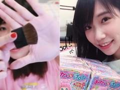 网红「安啾」首次挑战美妆影片!!!完妆后让网友激动大呼:真的太美啦!!!!!